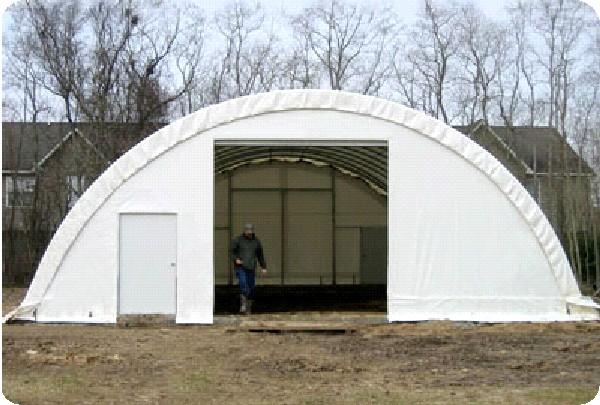 Storage buildings - enclosed