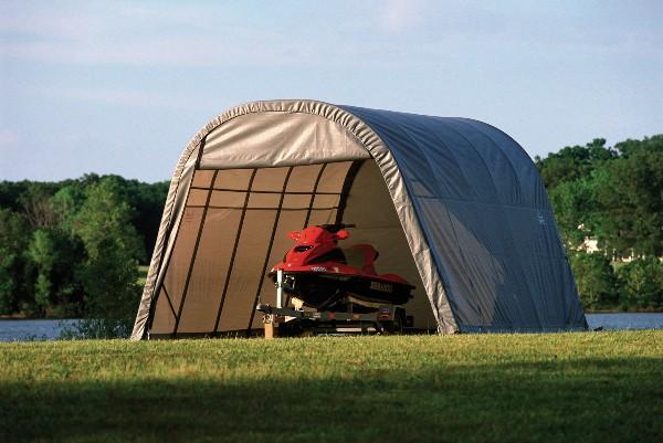 Canopy Storage Shed Portable Garage Shelter