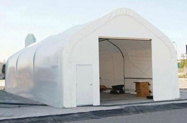 Leaking Garage Tent : Temporary garage structures ppi