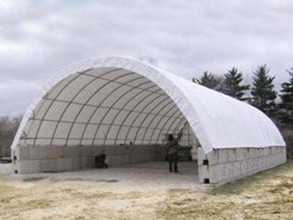 quonset storage canopies storage tents portable garage. Black Bedroom Furniture Sets. Home Design Ideas