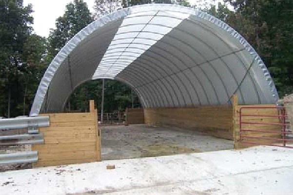 Tarp Buildings For Agricultural Commercial Storage