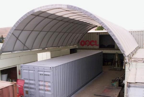Workshop Tents Tent Buildings Temporary Storage